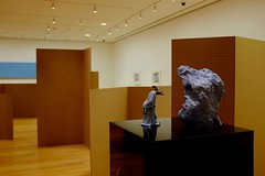 MoMA (h4mster) Tags: nyc newyorkcity sculpture art museum contemporaryart modernart indoor moma fujifilm boxes x100s