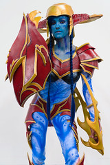 Basel Fantasy 2016 Cosplay, Kawaiiunicorn, Shyvana - League of Legends