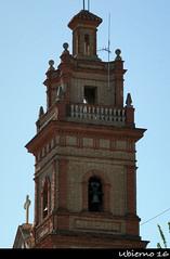 Bell tower (Ubierno) Tags: chiva valencia espaa spain europa europe village town pueblo ruinas ruins stone piedra castillo castle ubierno