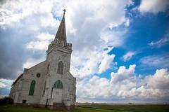Wilson Church (Bradley N. Weber) Tags: church rural nebraska decay religion chapel structure heartland devotion prairie spirituality peelingpaint oldchurch colfaxcounty prairiechurch nebraskachurch wilsonchurch