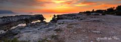 Tramonto Barcarello (Giacinto Lo Meo) Tags: landscape italia tramonto it palermo sicilia paesaggio sferracavallo barcarello