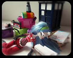 Dia del libro Ghoulia2 (layka) Tags: monster del toy high libro dia after jordi ever mh sant mattel eah ghoulia