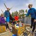 Rafting in Sweden