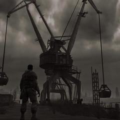 """No Complex Industry"" - 00 (DigitalEpicness) Tags: crane stalker zone reshade gscgameworld callofpripyat xray16"
