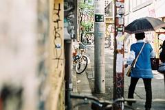 Shibuya (vixalice) Tags: film japan 35mm asian japanese tokyo lomography nikon shibuya streetphotography streetlife fujifilm nikonf4 filmphotography film35