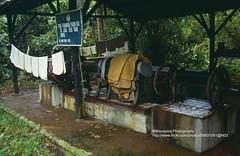 Pulau Tioman, rubber press (blauepics) Tags: landscape island rubber insel malaysia production press landschaft tioman pulau malay presse produktion kautschuk