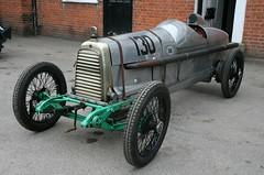 1923 Aston Martin 'Razor Blade' (davocano) Tags: brooklands doubletwelve