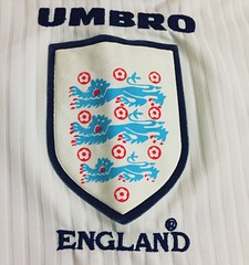 #england #footballshirt @england  (sharov.ivan) Tags: england footballshirt