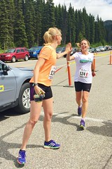 Tag Leg 6-7 (Downhillnut) Tags: mountains calgary race kananaskis longview relay nakiska 2016 crr 100miles relayteam 10runners calgaryroadrunners