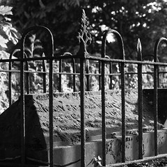 St Andrew Aycliffe (davewebster14) Tags: grave memorial churchyard ironwork standrew countydurham aycliffe