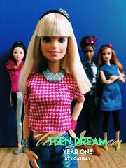 Teen Dream - Coming Soon (J.Garibay) Tags: fashion doll barbie move made christie asha steffie midge m2m fashionistas dollphotography raquelle dollcollector jgaribay thedollevolves