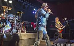 Jackyl - Diesel Concert Lounge- Chesterfield, MI - 6/3/16