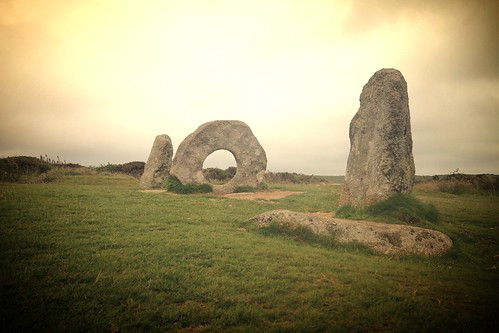 Men an tol. Cornwall