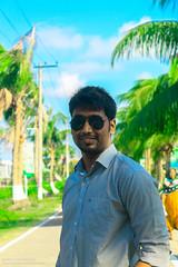 IMG_9635 (IamMinhaj) Tags: sea portrait men nature tour outdoor bangladesh coxsbazar