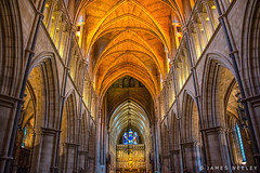 Southwark Cathedral (James Neeley) Tags: southwarkcathedral jamesneeley