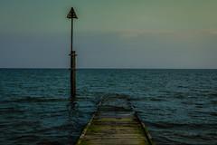 Llandudno (Mark Dickens) Tags: sea water pier jetty llandudno