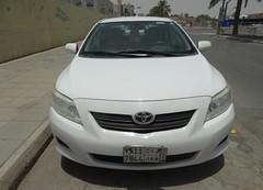Toyota - Corolla - 2010  (saudi-top-cars) Tags: