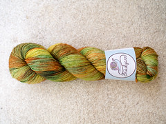 Calendula - Merino Single