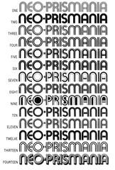 Neo-Prismania (Stewf) Tags: font typeface phototype typespecimen type:face=prismania