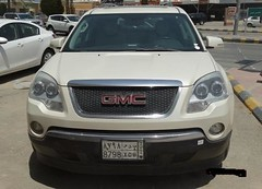 GMC - Acadia - 2010  (saudi-top-cars) Tags: