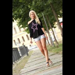 * (Henrik ohne d) Tags: eos7d ef85mmf18 july2016 portrait mandy