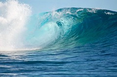 Pacific big wave (lisame0511) Tags: wave bigwave waves water pacific ocean surfing sea blue tahiti teahupoo tropical break barrel surfbreak splash spray summer nature force hawaii crashing shorebreak swell frenchpolynesia