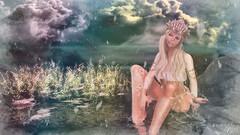 Soft as Velvet (Anita Armendaiz) Tags: applier astralia collabor88 fantasy gacha carnival hair laq maitreya mesh boddy addicts nanika omega on9 second life tattoo liaison collaborative truth una ysys