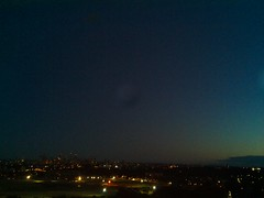 Sydney 2016 Aug 27 05:53 (ccrc_weather) Tags: ccrcweather weatherstation aws unsw kensington sydney australia automatic outdoor sky 2016 aug earlymorning