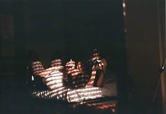 Slow love (Manto Prestipino) Tags: boy girl couple kodak nikon 35mm lights portrait selfportrait