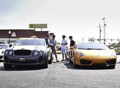 DSC_0121 (Distinguished Visuals) Tags: lamborghini gallardo distinguishedvisuals lp560 bentley continental supersports car meet