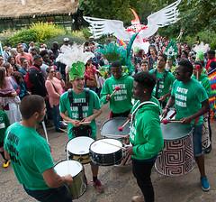 Horniman Carnival (McTumshie) Tags: hornimanbrazil 20160904 hornimancarnival hornimanmuseum london mandingaarts southlondonsamba carnival costumes dance dancing england unitedkingdom londonist