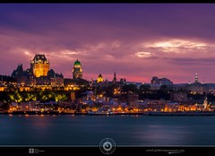 Moments before the show...  DRI III (jean271972) Tags: qubec quebeccity canada bluehour heurebleue nuit night lumieres lights jean271972 jeansurprenant chateaufrontenac frontenaccastle edificeprice pricebuilding edifices buildings architecture dri digitalblending fleuvestlaurent stlawrenceriver eau water river capitalenationale ville city cityscape waterfront villedequbec vieuxqubec oldquebec pixelistes sky ciel nuages clouds unesco ~themagicofcolours~xiv