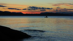 087 (2) Fisherman's Solitude (srypstra) Tags: finlayson arm fisherman sunset absolutelystunningscapes