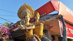 Pura Tanah Lot (SqueakyMarmot) Tags: travel asia indonesia bali 2016 tanahlot hindutemple sculpture