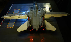 F-14A Tomcat Launch Afterburner (crash_cramer) Tags: lego f14 f14a tomcat
