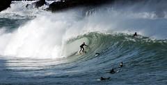 MUNDAKA / 4028SUW (Rafael Gonzlez de Riancho (Lunada) / Rafa Rianch) Tags: surf surfing olas waves deportes sports mundaka ocamo mar sea tubos mer vagues ondas wave
