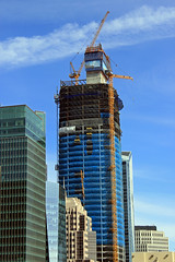 A New Skyscraper (JB by the Sea) Tags: sanfrancisco california october2016 sanfranciscomuseumofmodernart sfmoma urban underconstruction