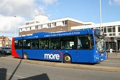 More Bus 2204 HF54 HFT (johnmorris13) Tags: bus eclipse volvo more wright 2204 b7rle morebus hf54hft