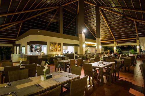 Bohol Beach Club - Ristorante (Agota)