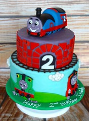 Thomas Train And Friends Cake Thomas The Train And Friends