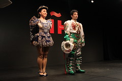 I Festival de Saya-Caporal de Bolivia (Instituto Cervantes de Tokio) Tags: dance dancing danza bolivia baile institutocervantes