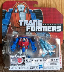 Transformers Generations Legends Gears 01 (SF76 Toy Collection #3) Tags: eclipse transformers generations gears 30thanniversary generations2014 thrilling30th