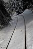 The White Railroad (1973-pinball) Tags: winter snow japan train kyoto kurama sakyoku eiden ninose xe2 summarit50mmf15 eizandensha eizanrailway ゆる鉄 yurutetsu