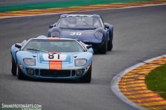 GT40 vs. B8 (autoidiodyssey) Tags: cars ford race vintage belgium 1968 spa chevron mrl 1965 gt40 francorchamps spafrancorchamps chrisclarkson b8 masterssportscars woodcotetrophy spa6h stirlingmosstrophy davidsmithies 2012spasixhours ruimacedosilva pedromacedosilva