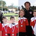 U10 Boys Attack-Champions at The Charleston Winter 3v3 Festival