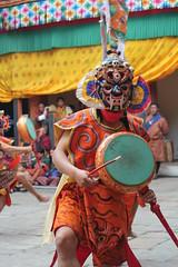 Jakar tshechu, Ging Tsholing Cham, Ging