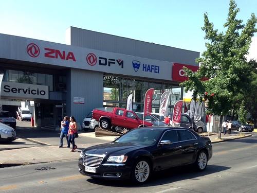 Chrysler 300 - Santiago, Chile