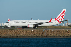 Virgin Samoa B737-800 ZK-PBF (altinomh) Tags: plane airport aviation sydney australia nsw newsouthwales boeing syd spotting 737 b737 yssy