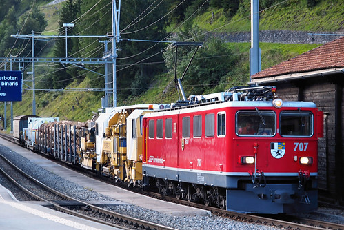 CH RhB 707 Bergün 03-09-2014
