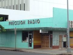 Precision Radio Ltd. (jericl cat) Tags: classic sign radio vintage hawaii neon waikiki oahu precision honolulu ltd 2014